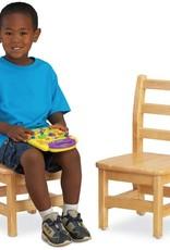 """14"""" Ladderback Chair Pair"""