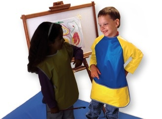 Kinder Smock Long Sleeve Ages 2-3