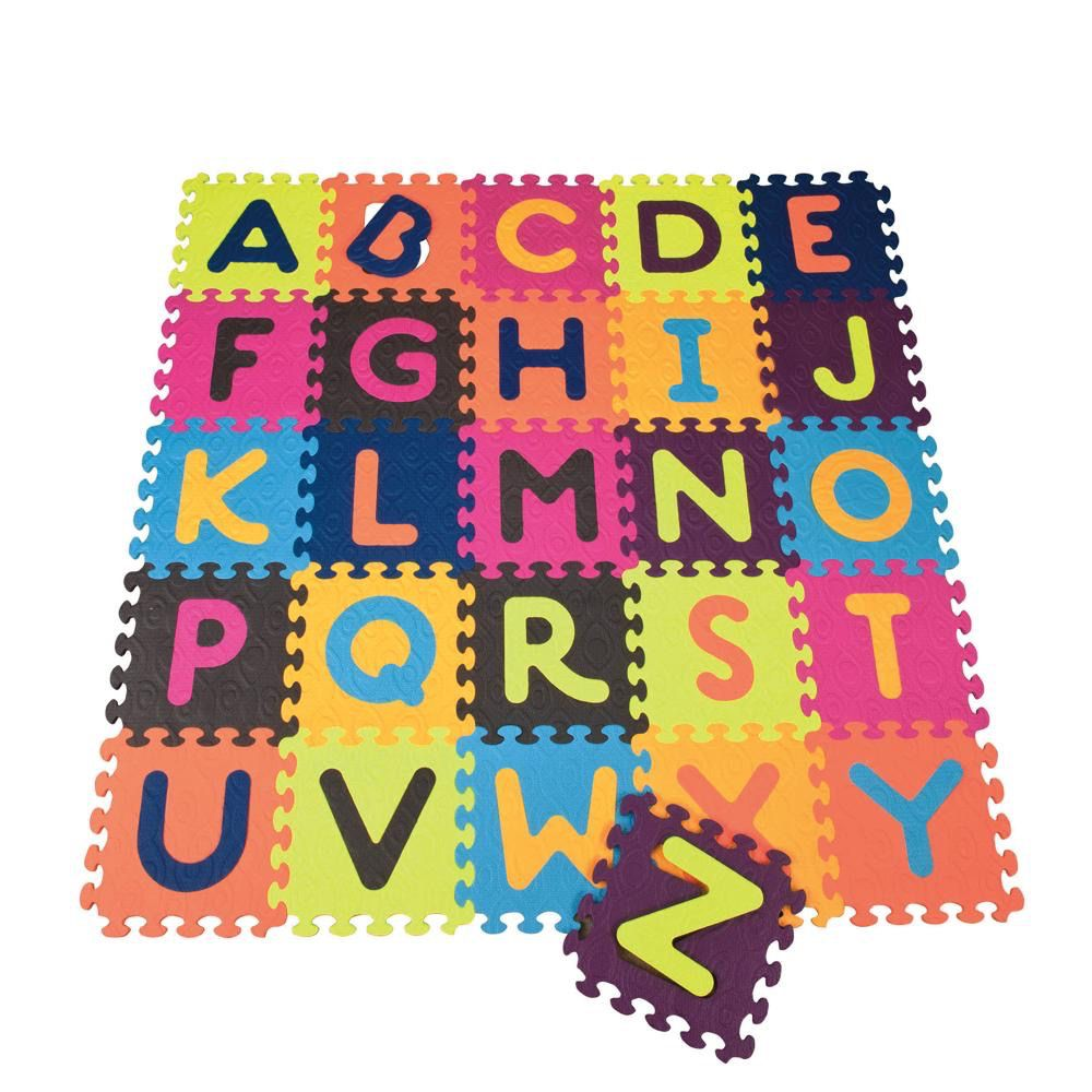 B. Beautifloor 26pc Alphabet Tiles