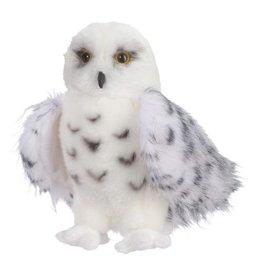 Wizard Snowy Owl Plush