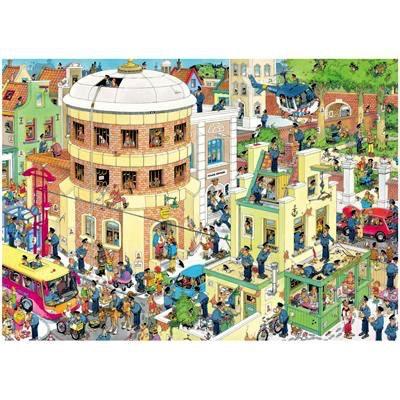 Jan van Haasteren The Escape 1000pc Puzzle