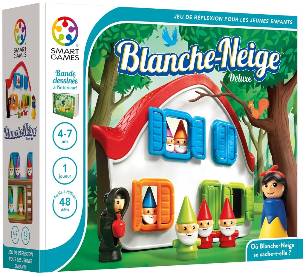 Blanche-Neige Deluxe (french)