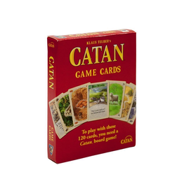 Settlers of Catan Game Cards (for main game)