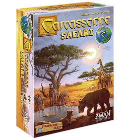 Carcassonne Safari Game