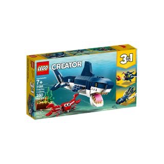 LEGO® Creator 3in1 Deep Sea Creatures