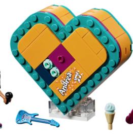 LEGO® Friends Andrea's Heart Box