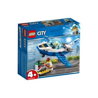LEGO® City Sky Police Jet Patrol