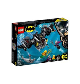 LEGO® DC Batman™ Batsub and the Underwater Clash