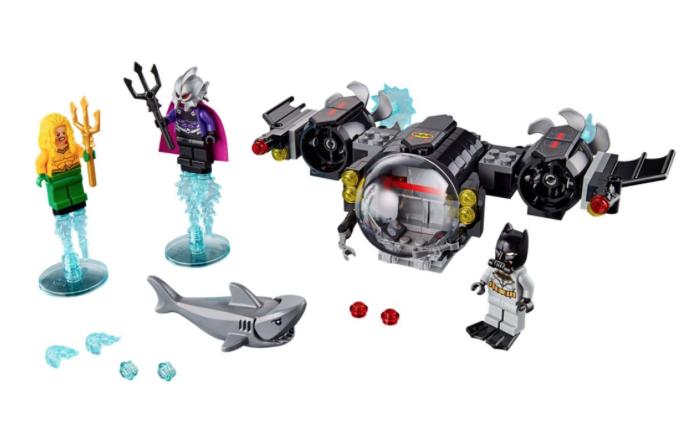 LEGO® DC Batman™ Batsub and the Underwater Clash