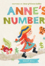 Anne's Numbers - Inspired by Anne of Green Gables