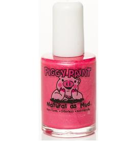 Sparkly Bright Pink Nail Polish