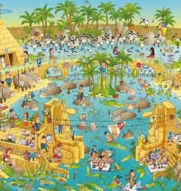 Nile Habitat 1000pc Puzzle