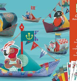 Origami Kit: Boats on Water by Djeco