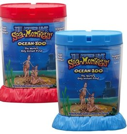 Ocean Zoo Sea Monkeys