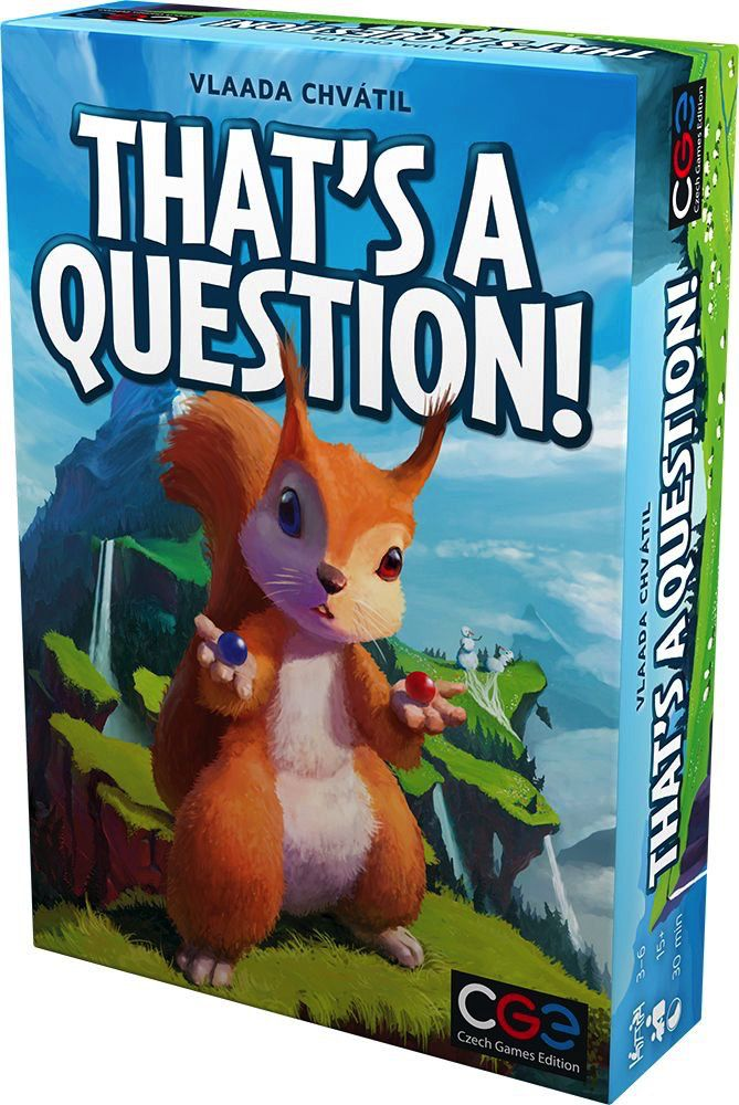 That's A Question! Party Game