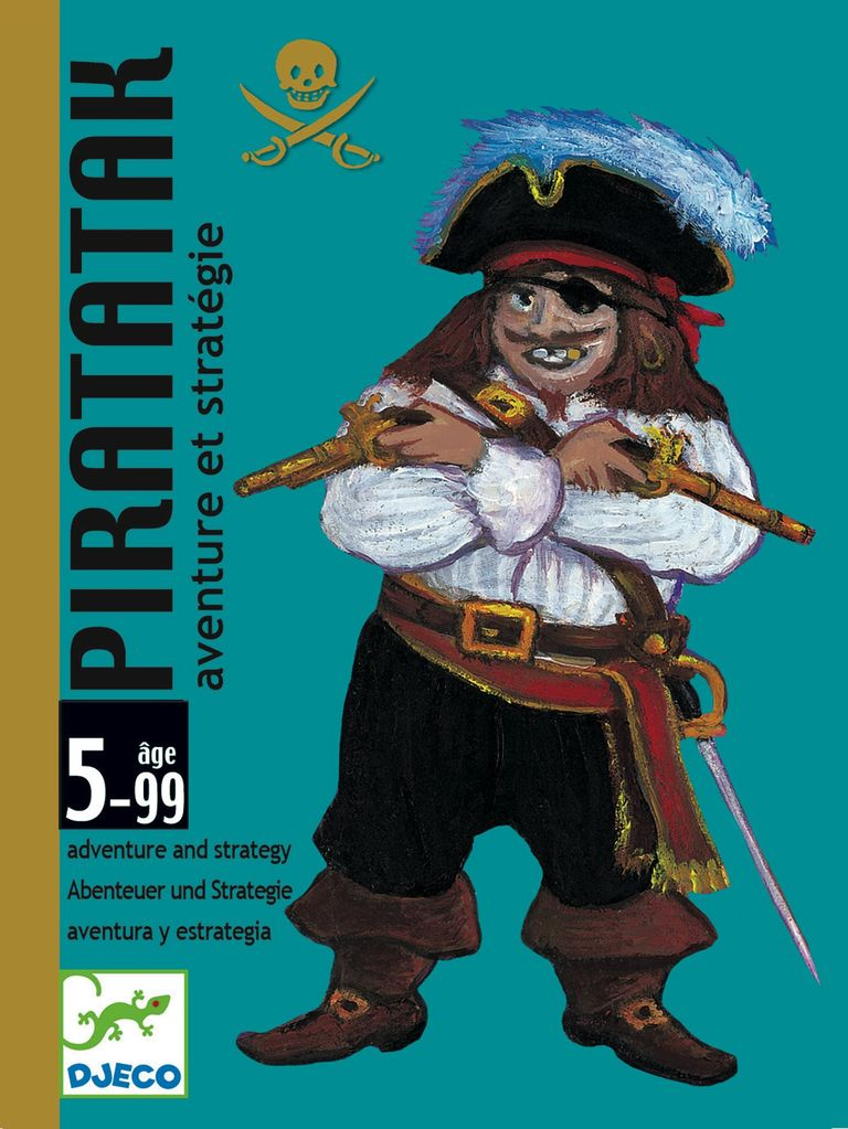 Piratatak Adventure & Strategy Game