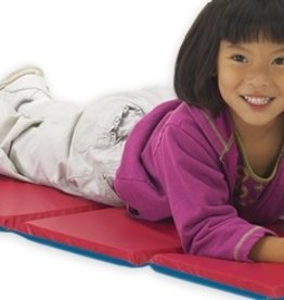 Basic Kinder Mat features 5-mil vinyl covering.