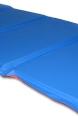 Basic Kinder Mat features 5-mil vinyl covering.