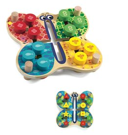 Labyfly Wooden Sorting Toy