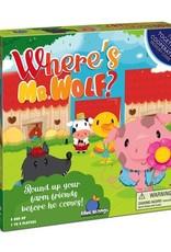 Where's Mr. Wolf?