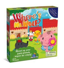 Where's Mr. Wolf? Cooperative Game