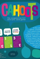 Cahoots Cooperative Card Game