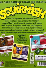 Squirmish Card Game