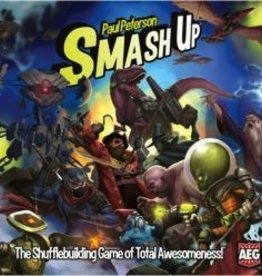 Smash Up: The Shufflebuilding Game of Total Awesomeness