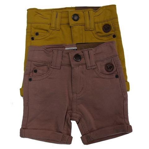 French Terry Skateboard Walkshorts 2pk Size 18-24M