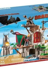 Playmobil Dreamworks Dragons - Berk
