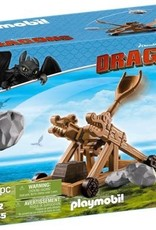 Playmobil Dreamworks Dragons - Gobber with Catapult