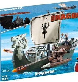 Playmobil Dreamworks Dragons - Drago's Ship