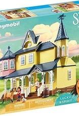 Playmobil Spirit - Lucky's Happy Home