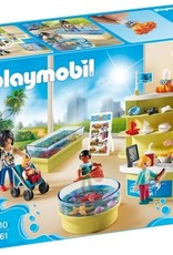Playmobil - Aquarium Shop