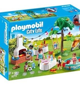 Playmobil - Housewarming Party
