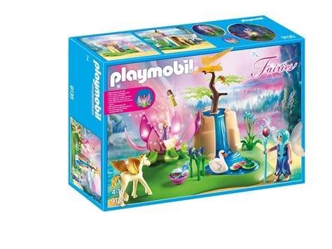 Playmobil Fairies - Mystical Fairy Glen