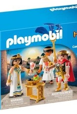 Playmobil History - Caesar and Cleopatra