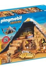 Playmobil History - Pharoah's Pyramid