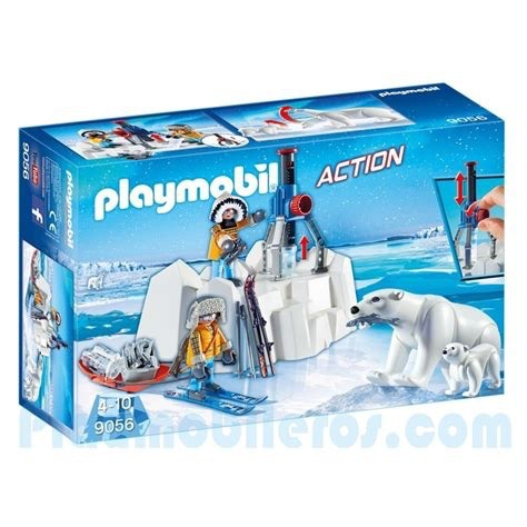 Playmobil Action - Arctic Explorers with Polar Bears