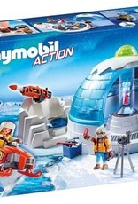 Playmobil Action - Arctic Expedition Headquarters