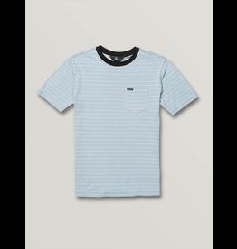 Volcom Storie Stripe Crew T-Shirt