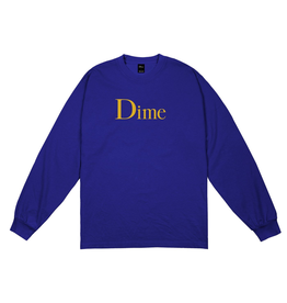 Dime Classic Logo L/S T-Shirt
