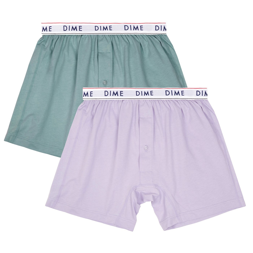 Dime Loose Fit Boxers (2 Pack)