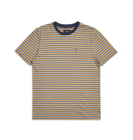 Brixton Hilt Mini Stripe S/S Knit