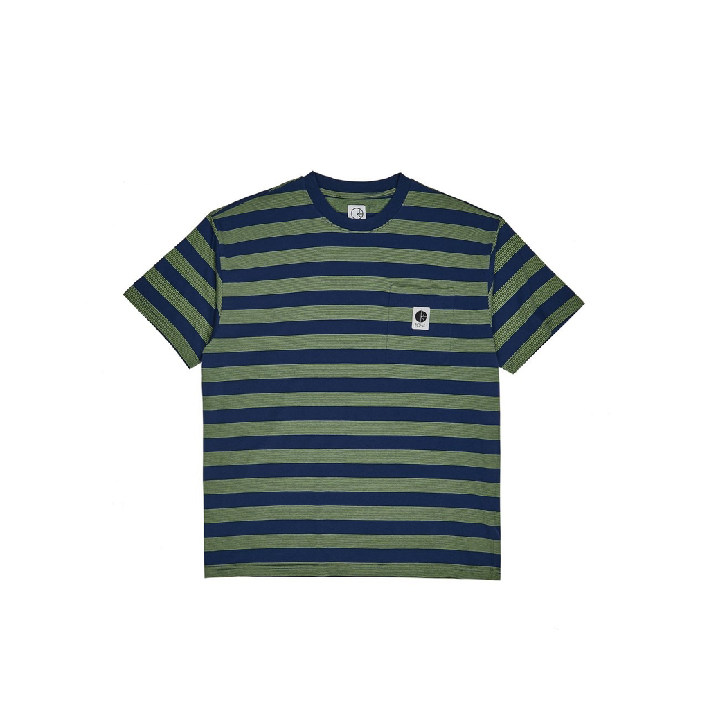 Polar Stripe Pocket Tee