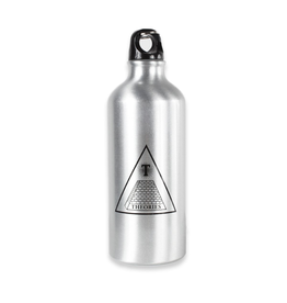 Theories Theoramid Aluminum Water Bottle