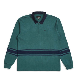 Brixton Stith 1/4 Zip Polo