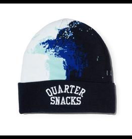 QuarterSnacks Wave Beanie