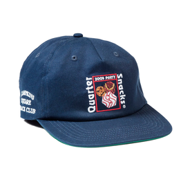 QuarterSnacks Party Cap