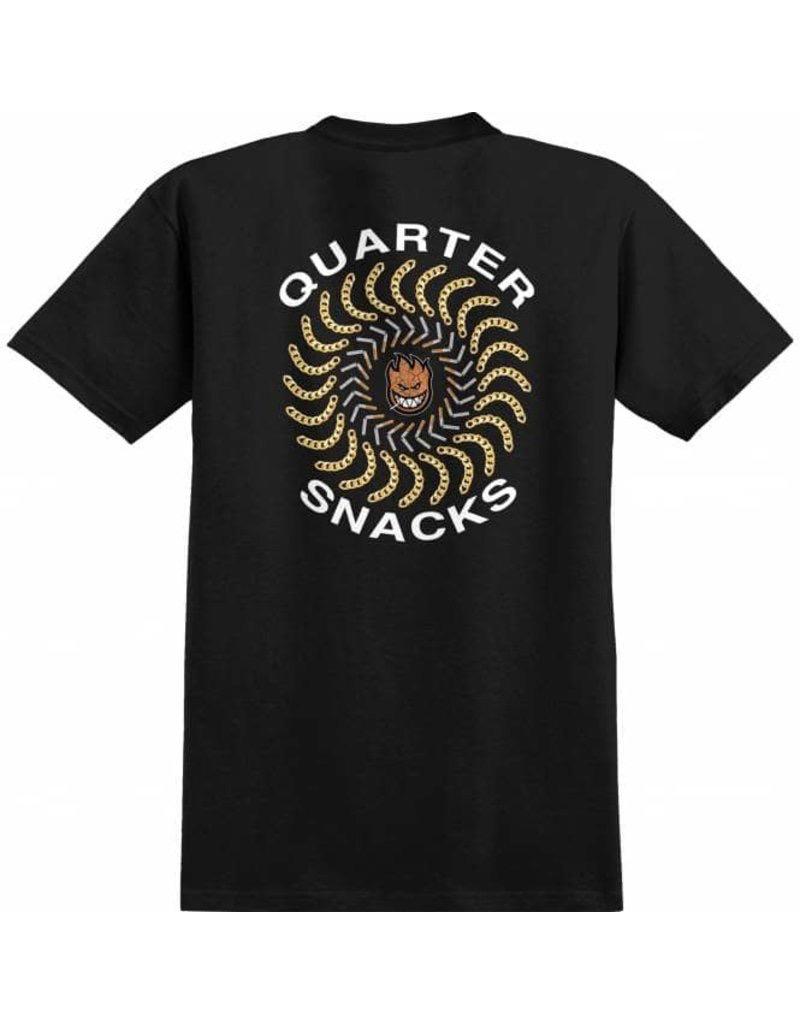 Spitfire X Quartersnacks Quarter Classic T-Shirt
